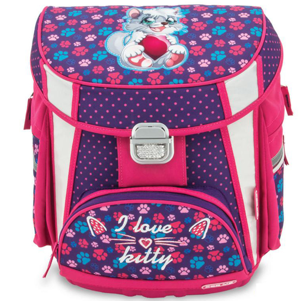 Školske torbe For Me Anatomske Kitty FSB1830 - ODDO igračke