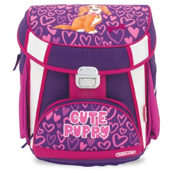 Školske torbe For Me Anatomske Puppy FSB1840 - ODDO igračke