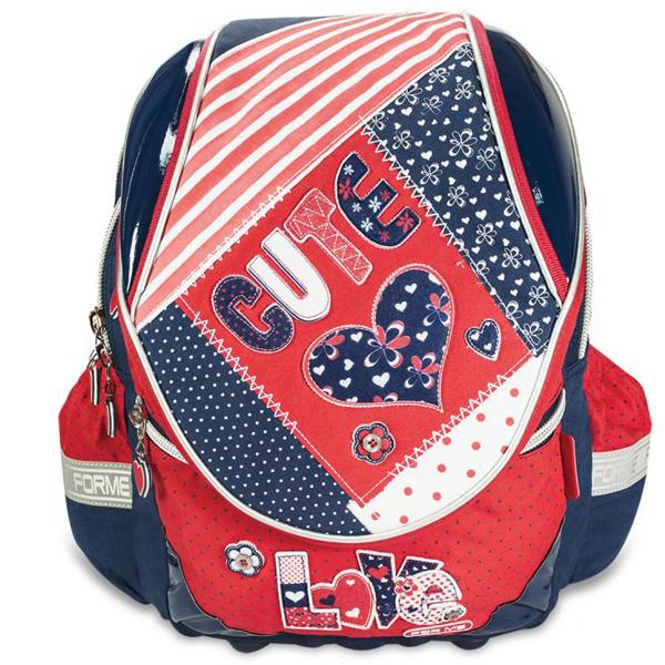 Školske torbe For Me Anatomske Cute FET150110 - ODDO igračke