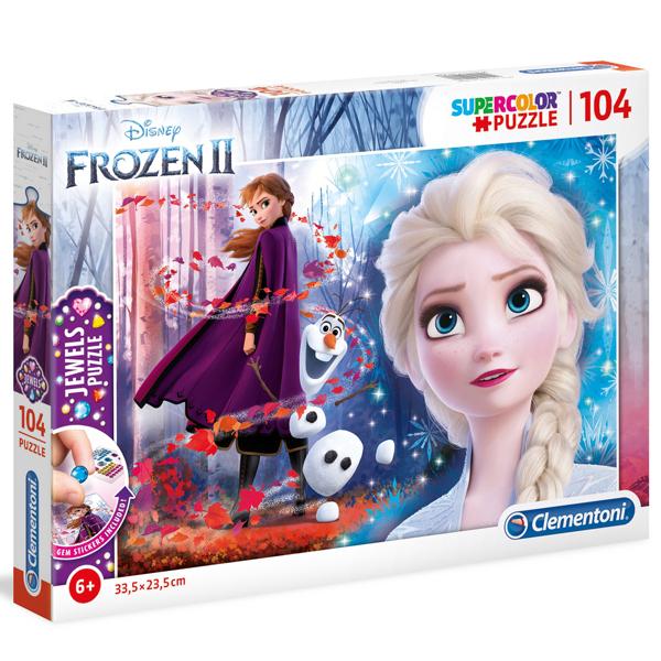 Clementoni puzzla 104pcs Frozen 2 20164 - ODDO igračke