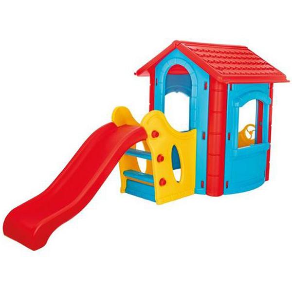 Kućica sa toboganom 60/06432 - ODDO igračke