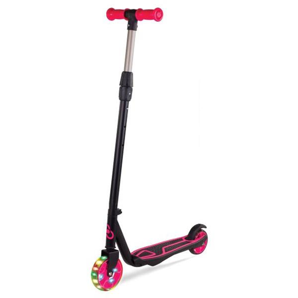 Trotinet sa svetlećim točkovima pink FR58949 49/75894 - ODDO igračke