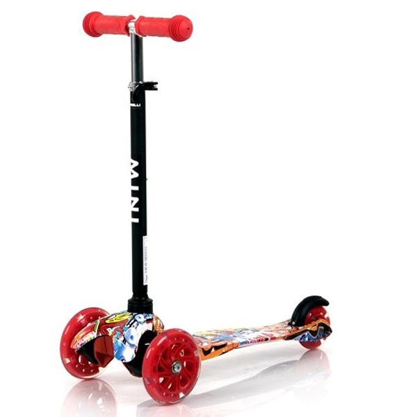 Trotinet Mini Graffiti Lorelli 10390010002 - ODDO igračke