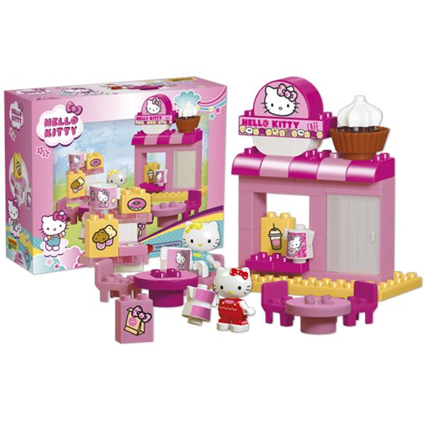 Unico Plus Hello Kitty Coffee Bar Androni 886941a - ODDO igračke