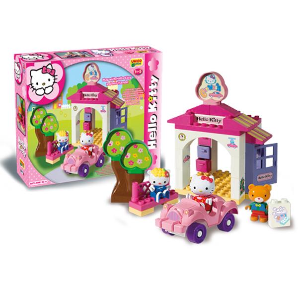 Unico Plus Hello Kitty Auto perionica 886712 a - ODDO igračke