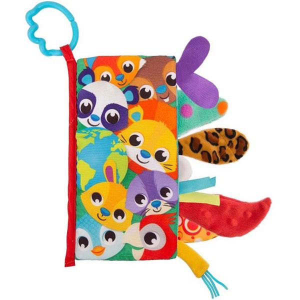 Playgro Senzorna knjiga 0187967 - ODDO igračke