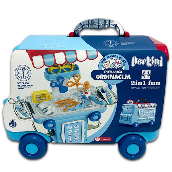 Putujuća ordinacija P-0397 - ODDO igračke