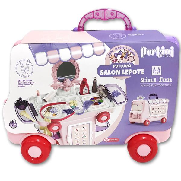 Putujući salon lepote P-0396 - ODDO igračke