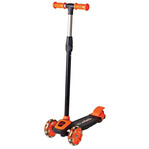 Trotinet Cool Wheels Twist svetleći točkovi narandžasti 758918 - ODDO igračke