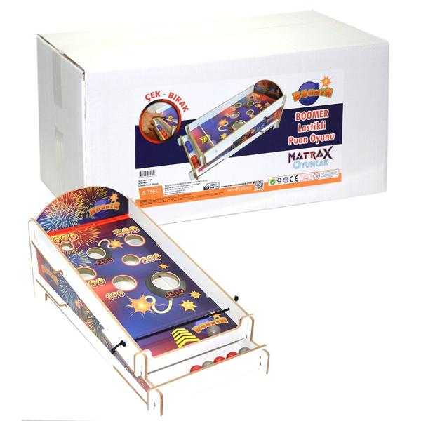 Fliper drveni Matrax 004158 - ODDO igračke