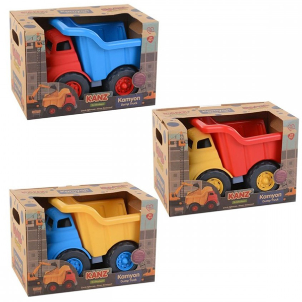 Kanz Veliki kamion kiper 308421 - ODDO igračke