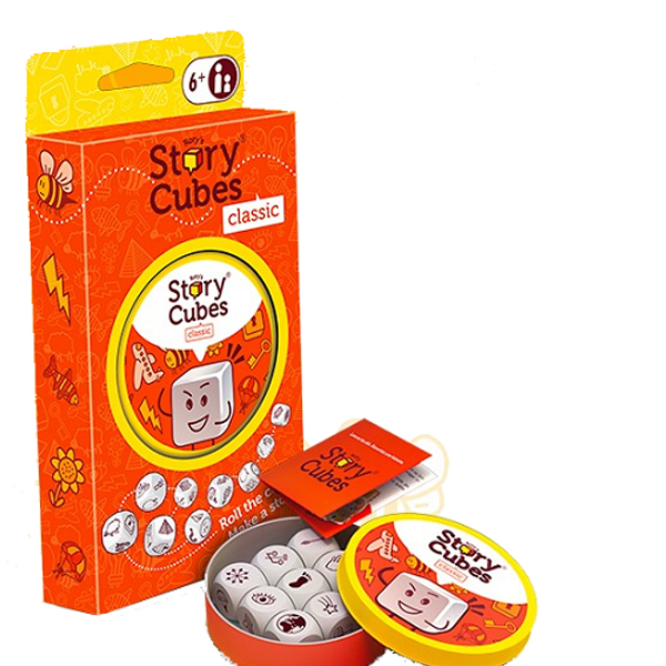 Društvena igra Story Cubes Classic 078777 - ODDO igračke