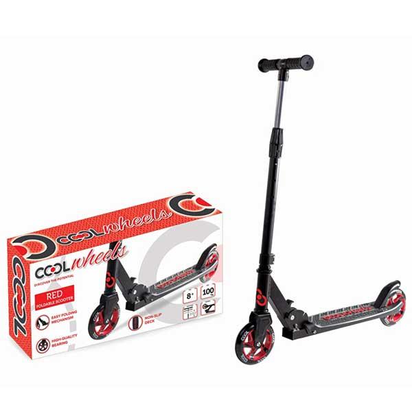 Trotinet Cool Wheels crveni 58376 - ODDO igračke