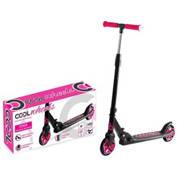 Trotinet Cool Wheels roze 58352 - ODDO igračke