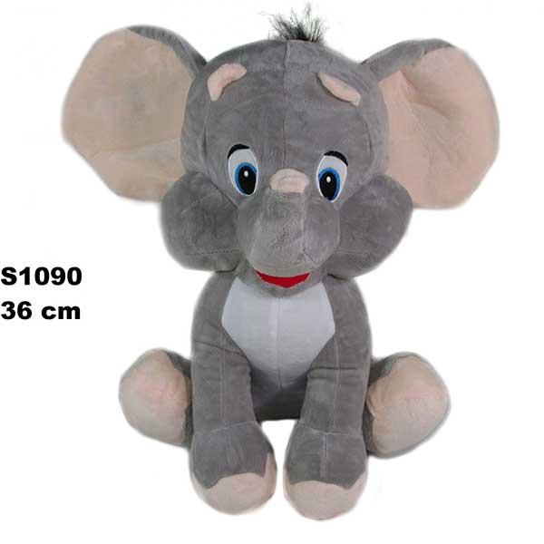 Pliš Slon 36cm 230068 N - ODDO igračke
