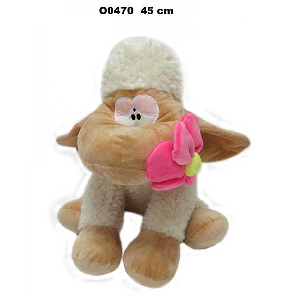 Pliš Ovca 45cm 124685 N - ODDO igračke