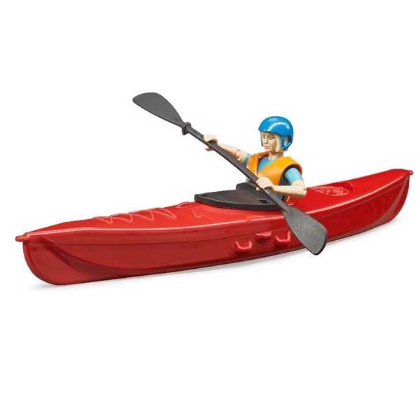 Kajak sa figurom Bruder 631550 - ODDO igračke