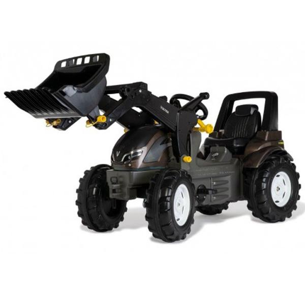 Traktor na pedale RollyFarmtrac Valtra Premium sa utovarivačem 710409 - ODDO igračke