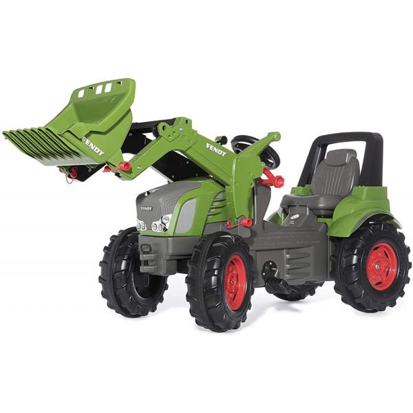 Traktor na pedale Rolly FarmTrack Fendt 939 Vario sa utovarivačem 710263 - ODDO igračke
