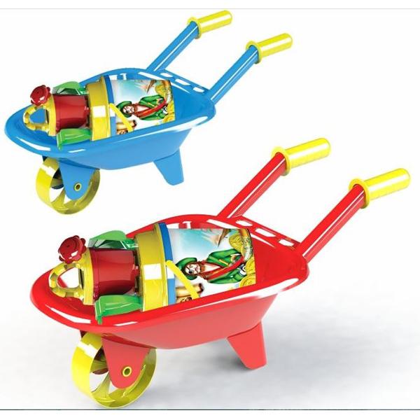 Kolica sa koficom i alatom DS-WB-2002/6 - ODDO igračke