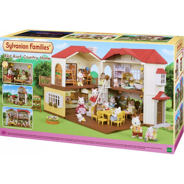 Sylvanian Families Country House Seoska kuća EC5302 - ODDO igračke