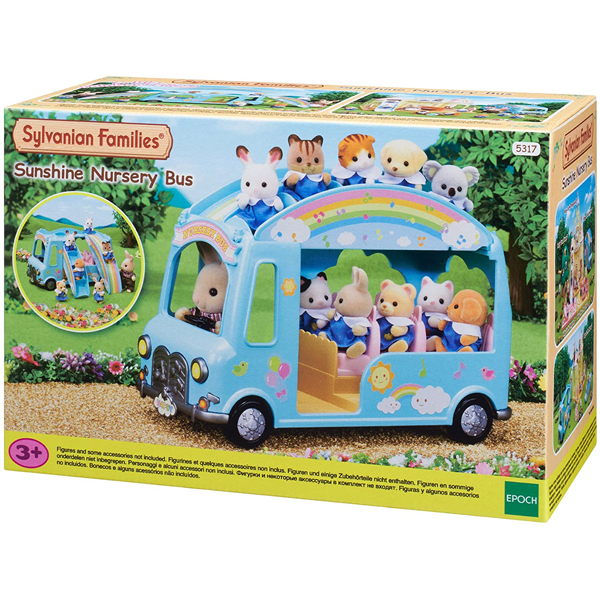 Sylvanian Sunshine Nursery Bus EC5317        - ODDO igračke