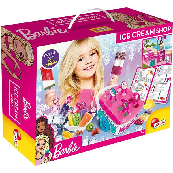 Prodavnica sladoleda Barbie Lisciani 73184 - ODDO igračke