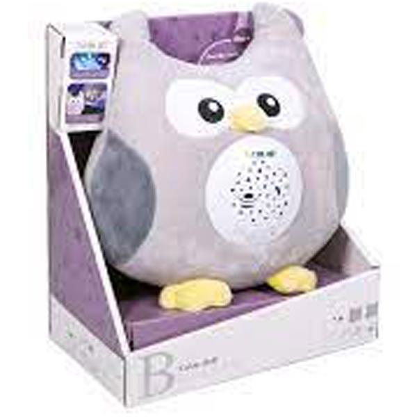 Projektor lutka sova uspavanka sa muzikom I svetlom FM666-26 - ODDO igračke