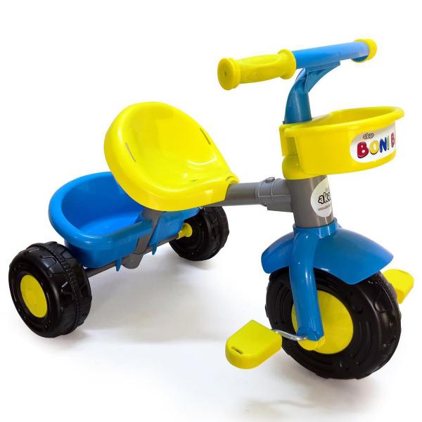 Tricikl Boni žuti 393246 - ODDO igračke