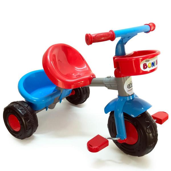 Tricikl Boni crveni 393345 - ODDO igračke