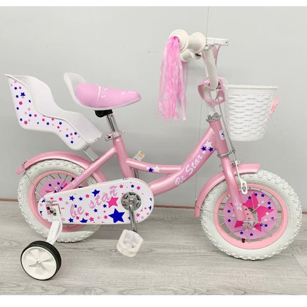 "Bicikl dečiji Be Star model 12"" 709-12 - ODDO igračke"