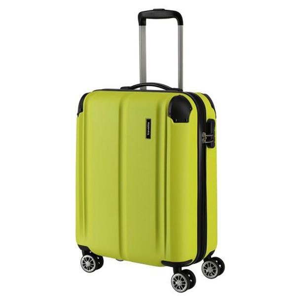 Kofer putni Travelite City 4W Trolley S Lemon KN50343 073047-83 - ODDO igračke