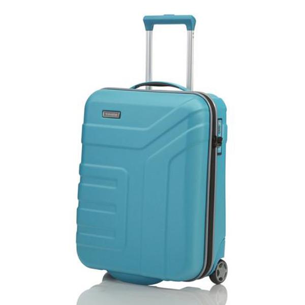 Kofer putni Travelite Vector 2W Trolley S Turquoise 072007-21 - ODDO igračke