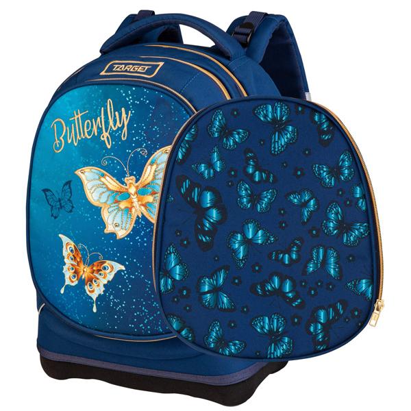 Ranac za školu Target Superlight Petit 2 Face Water Buttefly 26919 - ODDO igračke