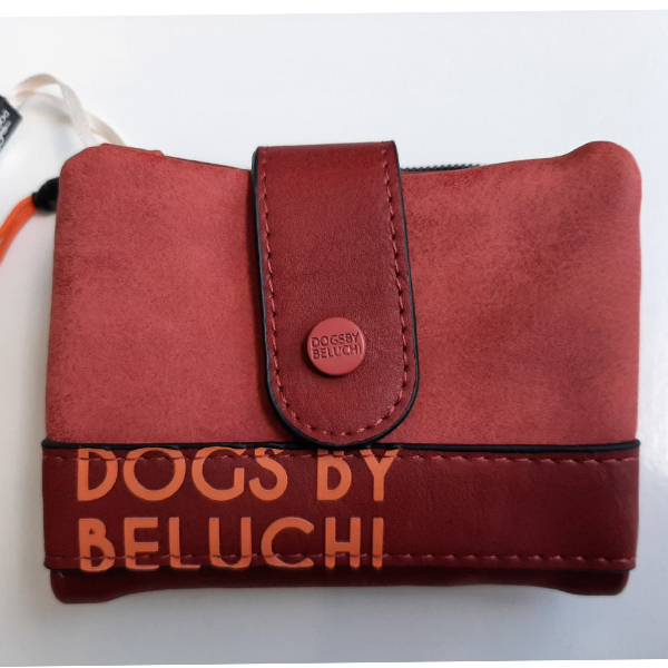 Novčanik Dogs by Beluchi Orange 32307-07-910 - ODDO igračke
