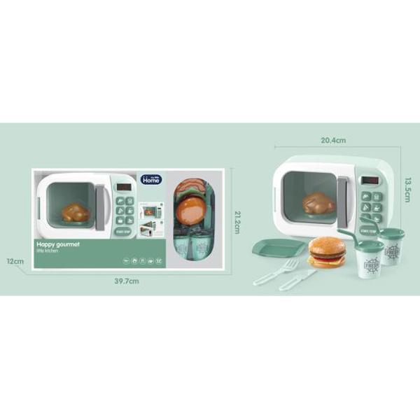 Mikrotalasna pećnica sa svetlom 11/78497 - ODDO igračke
