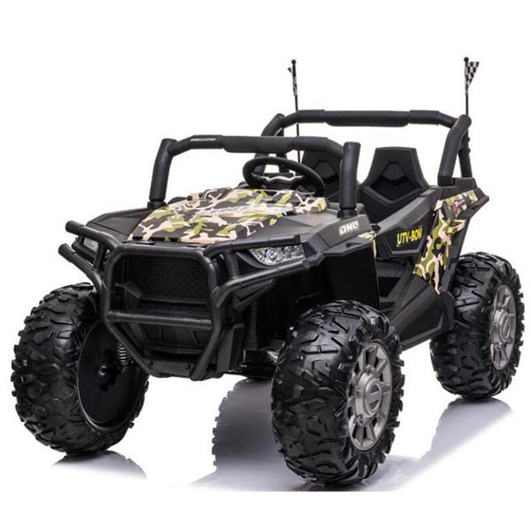 Auto na akumulator Džip maskirni model 271 - ODDO igračke