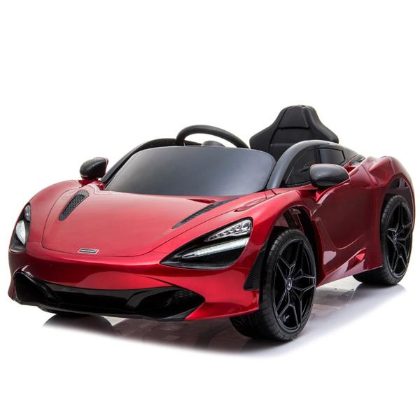 Auto na akumulator MCLAREN 720S crveni model 272-1 - ODDO igračke