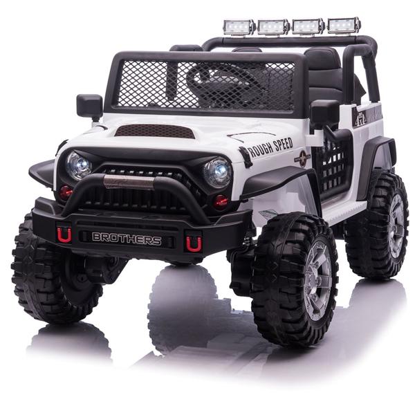 Auto na akumulator Džip model 275 - ODDO igračke