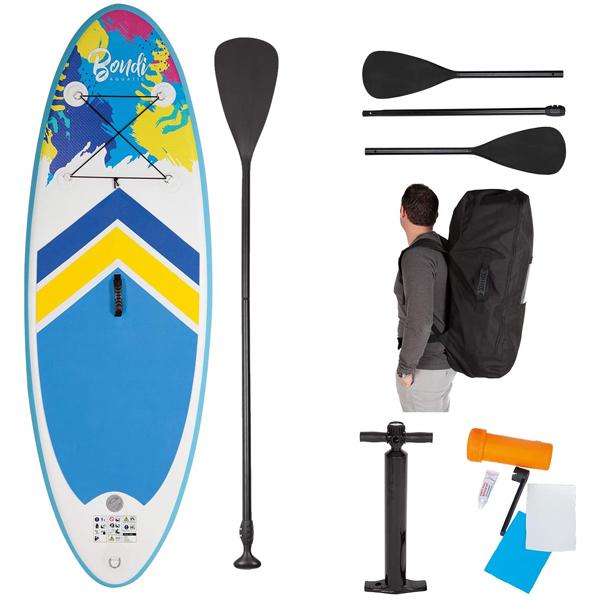 Komplet set za uspravno veslanje/kajak za decu 52500 - ODDO igračke