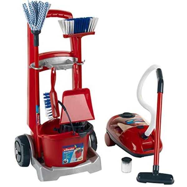 Set za čišćenje I usisivač Klein Vileda KL6742 - ODDO igračke