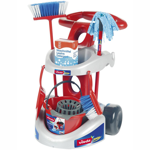 Set Kolica za čišćenje Vileda Klein KL6721 - ODDO igračke