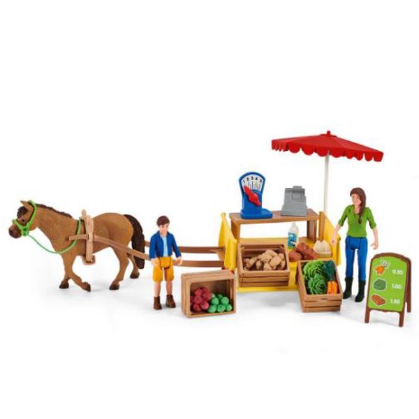 Mobilna pijaca Schleich 42528 - ODDO igračke