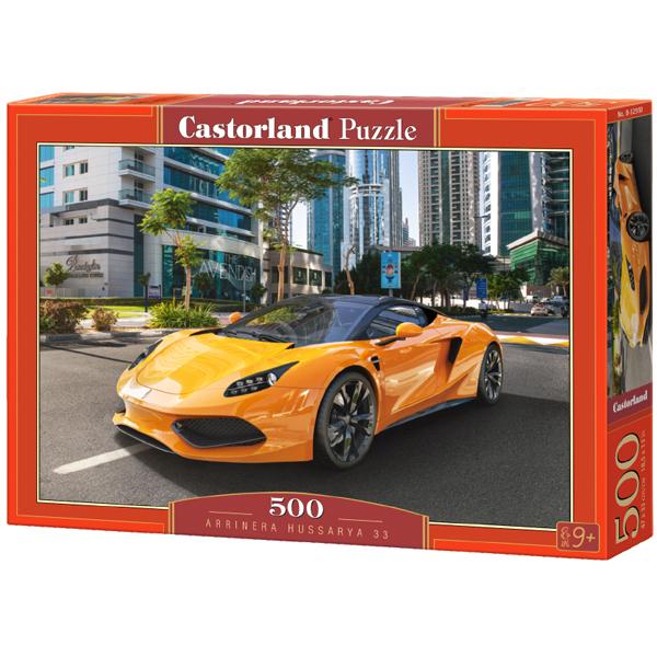Castorland puzzla 500 Pcs Arrinera Hussarya 33 52950 - ODDO igračke
