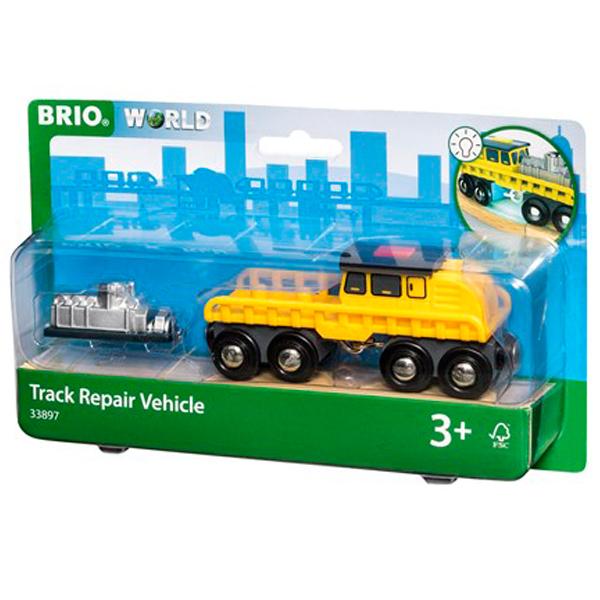 Brio - Vozilo za održavanje staze BR33897 - ODDO igračke