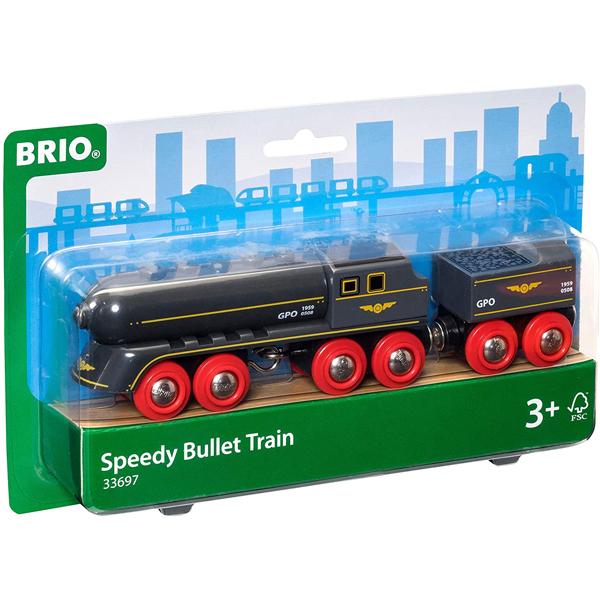Brio - Brzi voz BR33697 - ODDO igračke