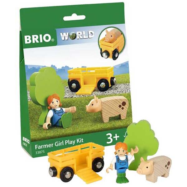 Brio - Oprema za farmu BR33875 - ODDO igračke