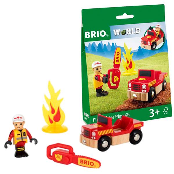 Brio - Vatrogasci- Set BR33876 - ODDO igračke