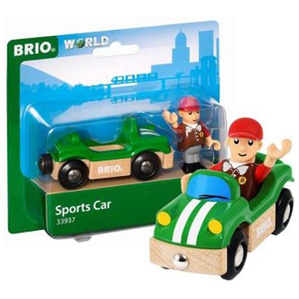 Brio - Sportski auto BR33937 - ODDO igračke