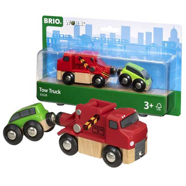 Brio - Šlep auto BR33528 - ODDO igračke